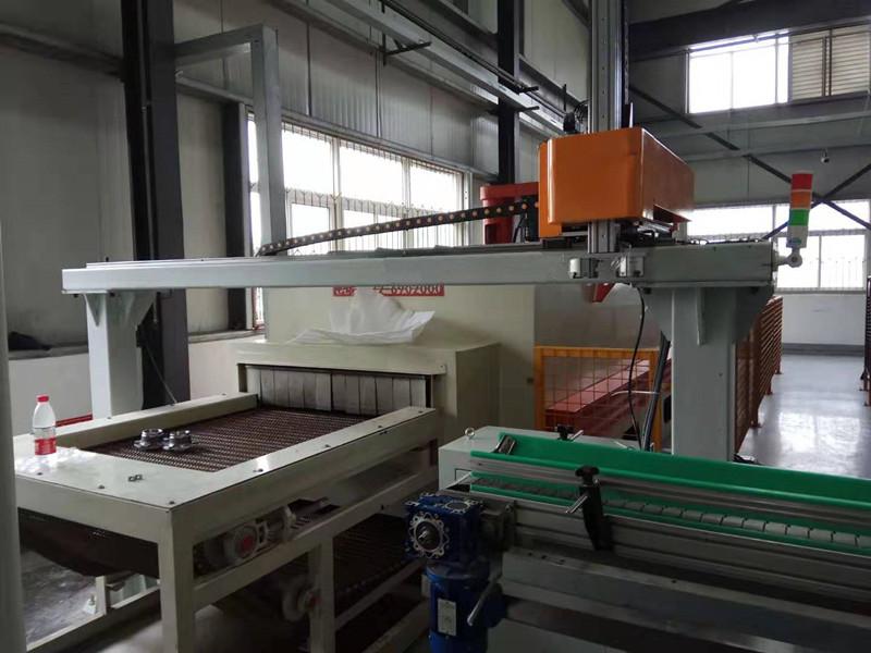 自动化生产线搬运机械手